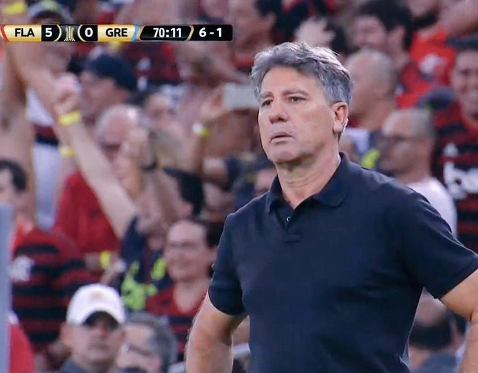 Os Melhores Memes E Comentários De Flamengo 5 A 0 Grêmio