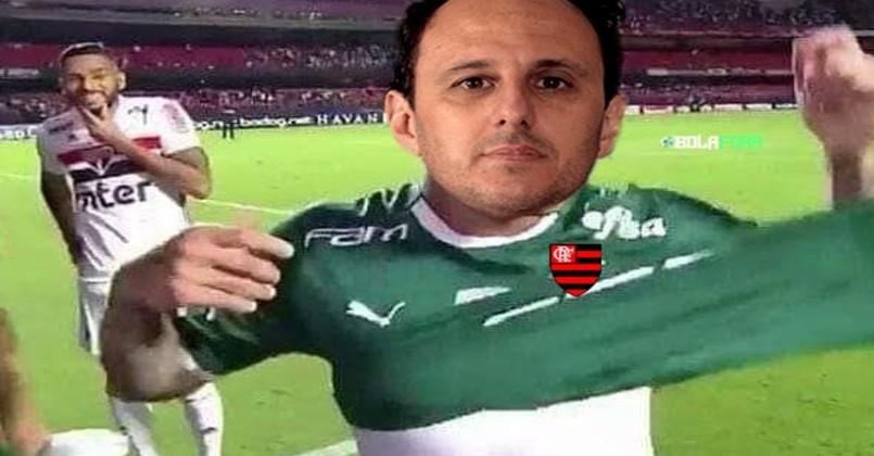 Flamengo x São Paulo! Confira os melhores memes do jogo