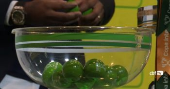 bolinha verde copa do brasil corinthians sorteio