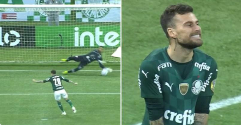 Palmeiras crb lucas lima