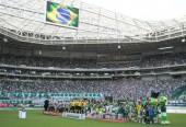 Além do Allianz Parque, Santos quer alugar a torcida do Palmeiras para jogar em umestádio cheio