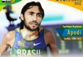 Olimpíadas 2016: Apodi é a esperança do Brasil nos 100 metros rasos