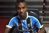 """Bolaños é criticado após dizer que será campeão no Grêmio: """"Não estudou a história do clube"""""""
