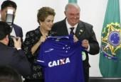 Após Galo contratar Rei das Pedaladas, Cruzeiro anuncia Rainha das Pedaladas