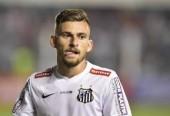 Juiz vai mal, não expulsa Lucas Lima e Santos vence Inter por apenas um gol