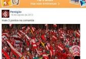 Antigas recordações: Facebook começa a lembrar os colorados da última vitória do Inter