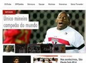"""São-paulino provoca times de MG: """"Mineiro campeão do mundo só o volante do Tricolor"""""""